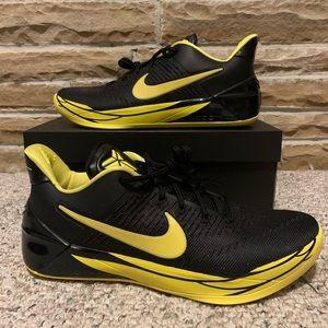 Nike Kobe AD Oregon Ducks Limited Edition Sz 11